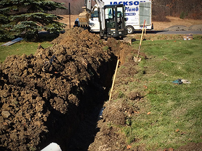 Sewer Line Service