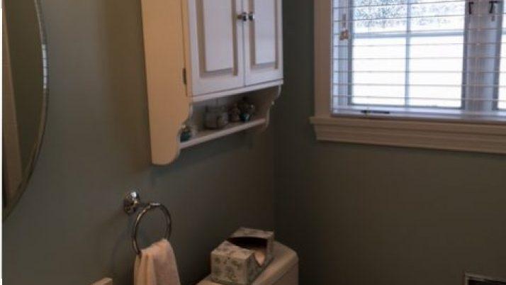 Converted Full Bathroom
